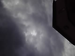 怪しい雲行き…