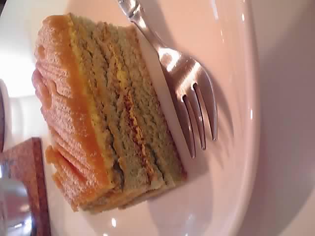 野菜のケーキ